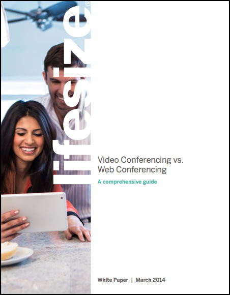 Video Conferencing versus Web Conferencing