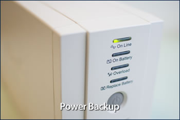 Power Backup